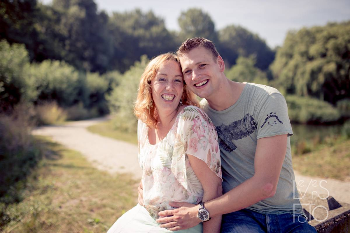 Levensfoto - Hoorn fotoshoot Liefdesfotoshoot