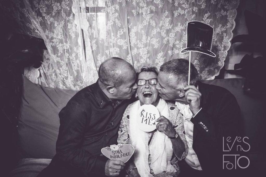 LevensFoto - Feest 25 jaar getrouwd