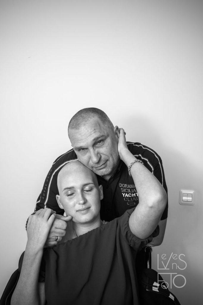 LevensFoto - Amber - Geef kanker een gezicht --21