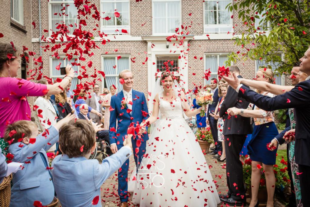LevensFoto - huwelijk Therese en Kees Opperdoes, medemblik