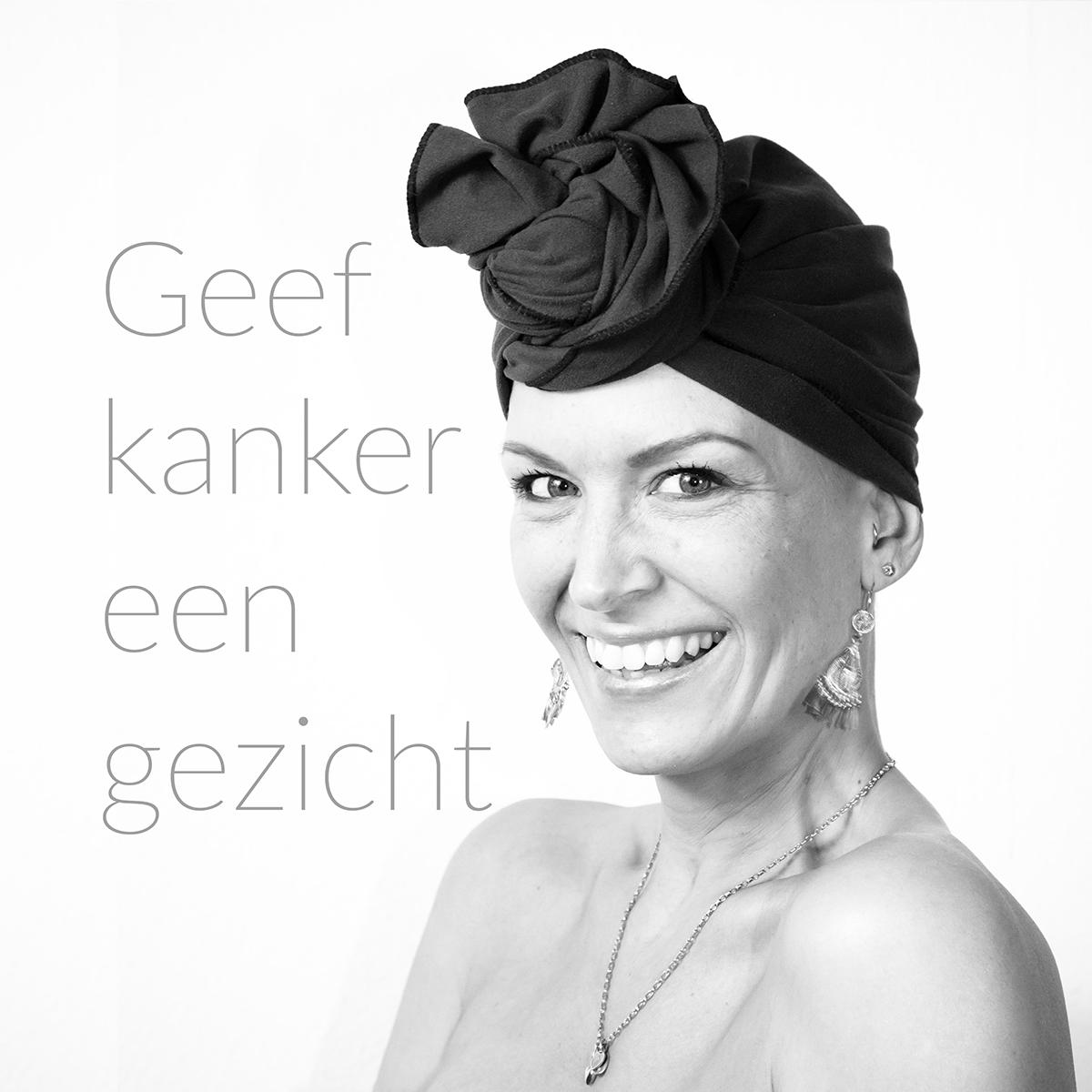 LevensFoto - - Geef kanker een gezicht cover