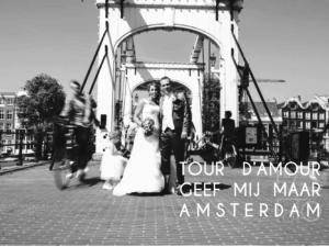 Tour d'amour Parijs, Amsterdam, Hoorn Love fotoshoot
