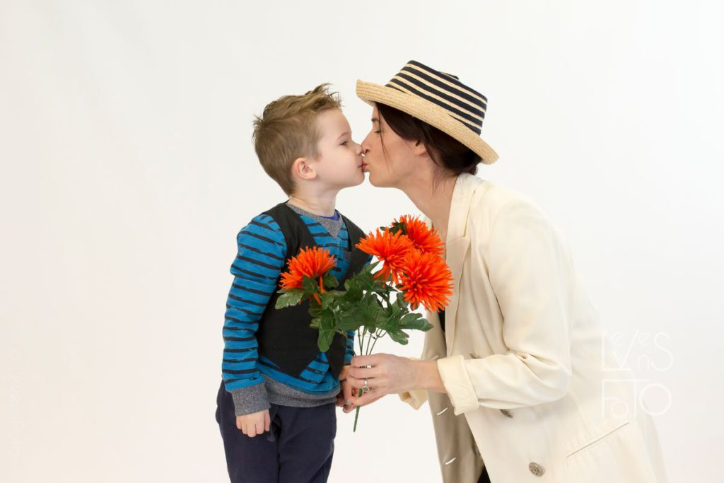 LevensFoto - in de Trouwjurk van je moeder