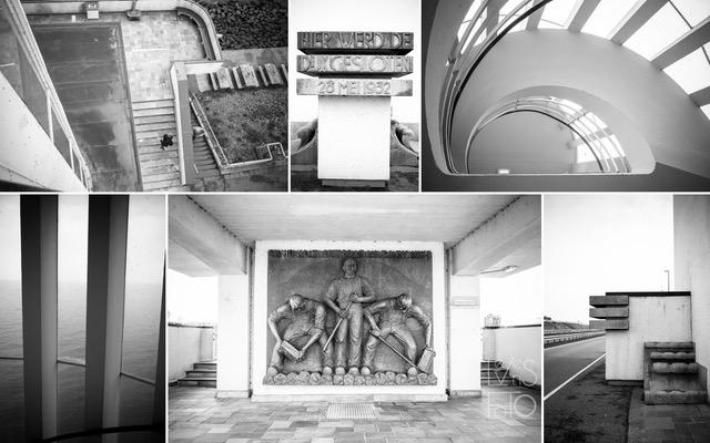 LevensFoto - LevensFoto - vakanti , dr. Lely, monument op de afsluitdijk