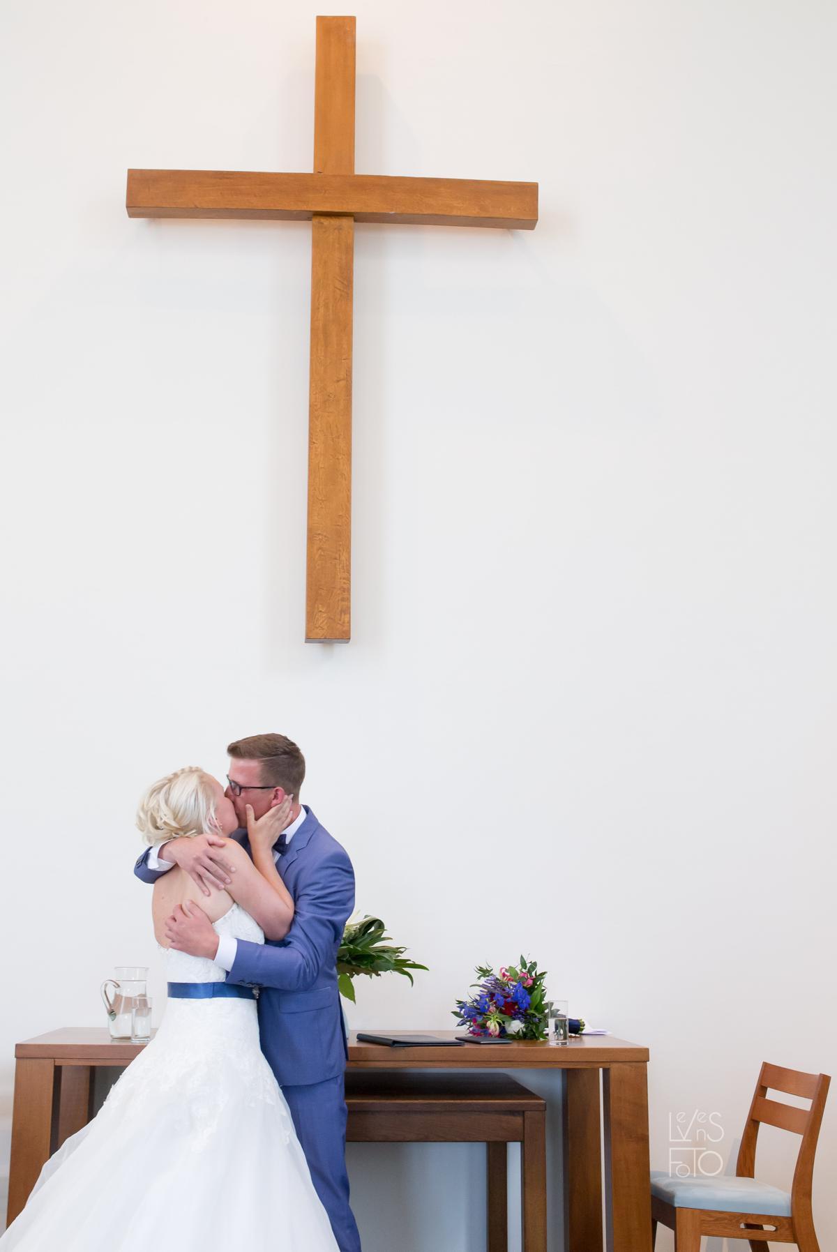LevensFoto - huwelijk Edwin en Debby