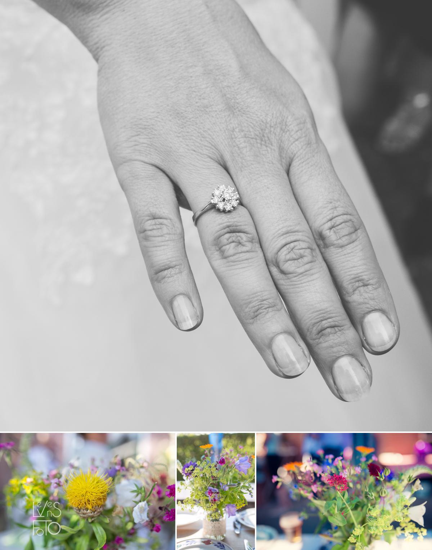 LevensFoto - huwelijk Edwin en Debby trouwring