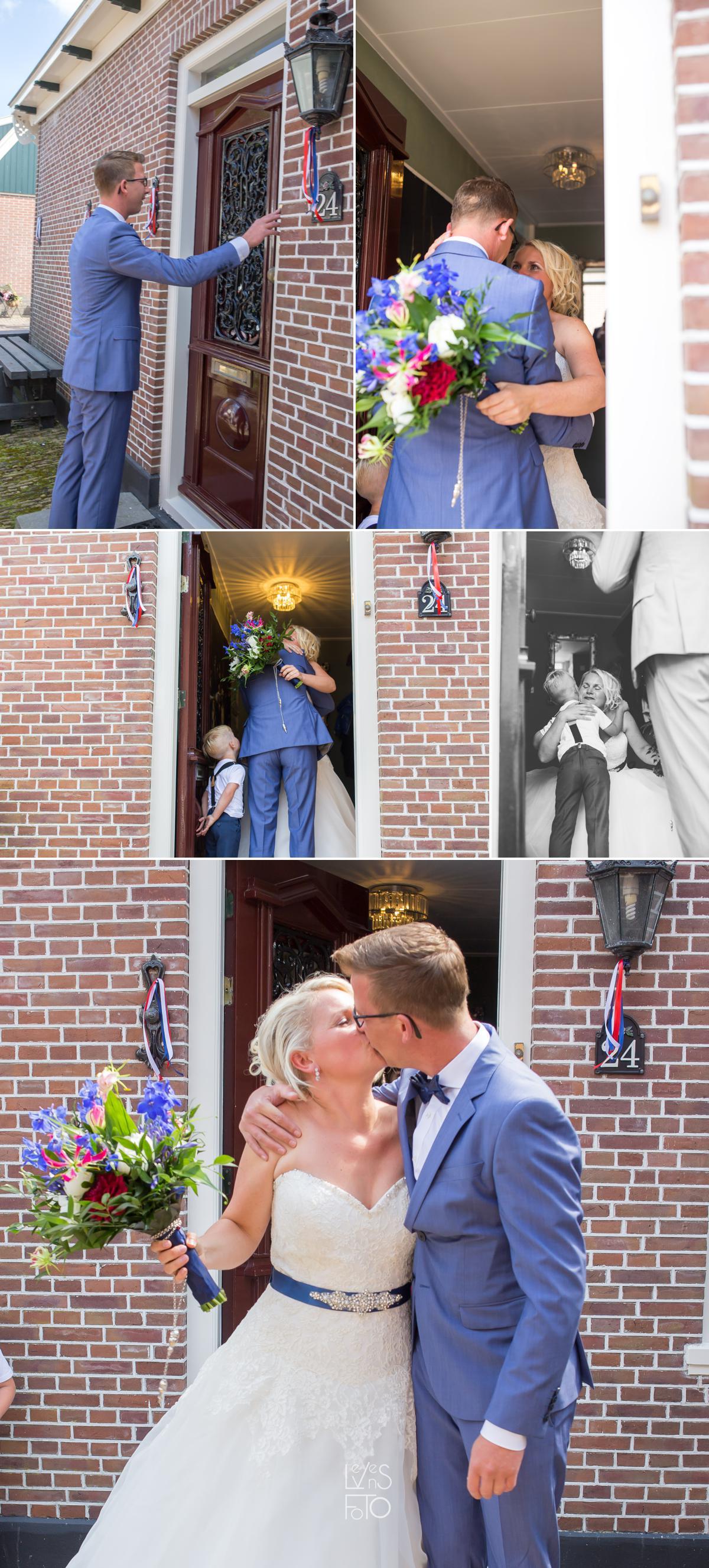 LevensFoto - huwelijk Edwin en Debby 1