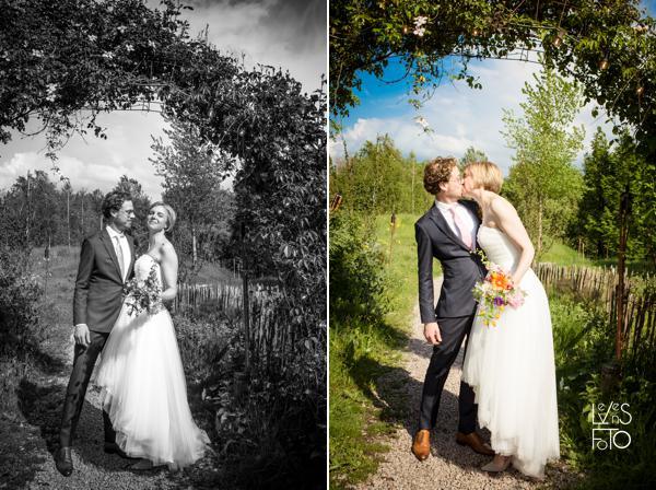 LevensFoto - huwelijk Amsterdam Rijk van de Keizer