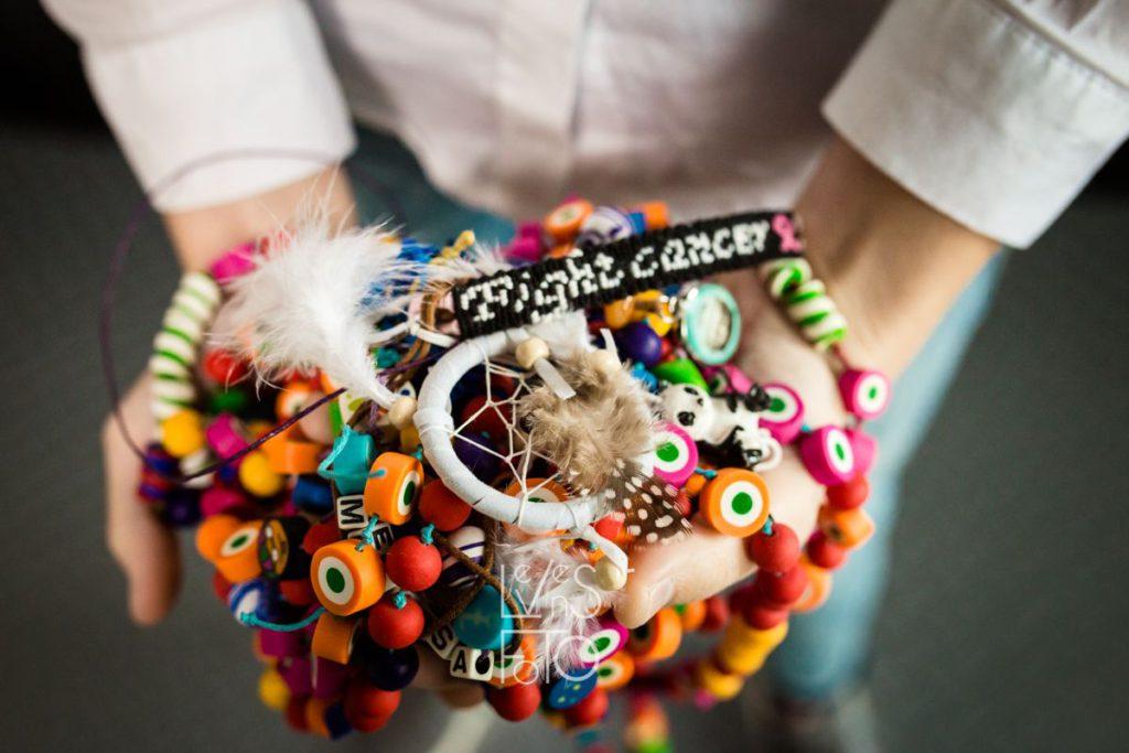 LevensFoto - Geef kanker een gezicht - Melissa , Kanjerketting, fight cancer, kanker, leukemie