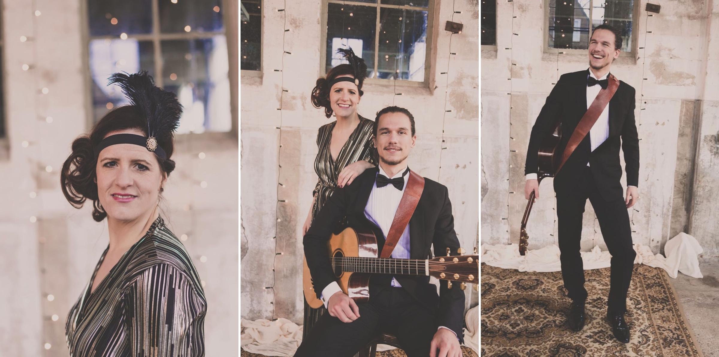 Zingen op je bruiloft, akoestische muziek bij de ceremonie