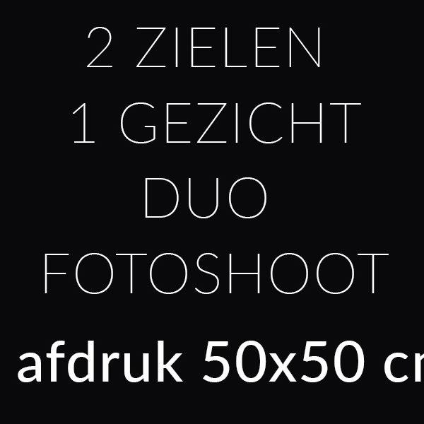 DUO fotoshoot- grote afdrukken