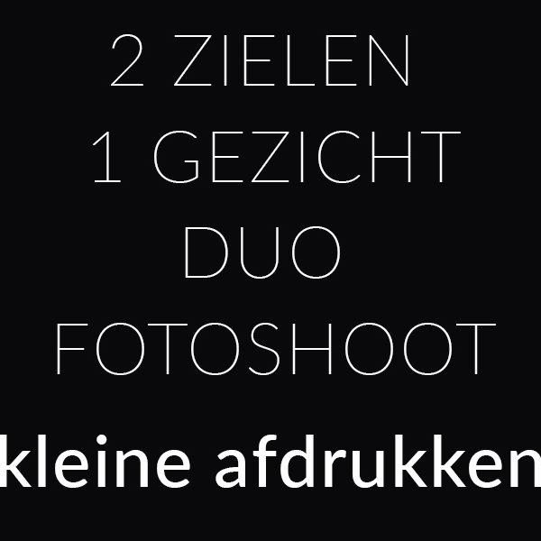 DUO fotoshoot- kliene afdrukken