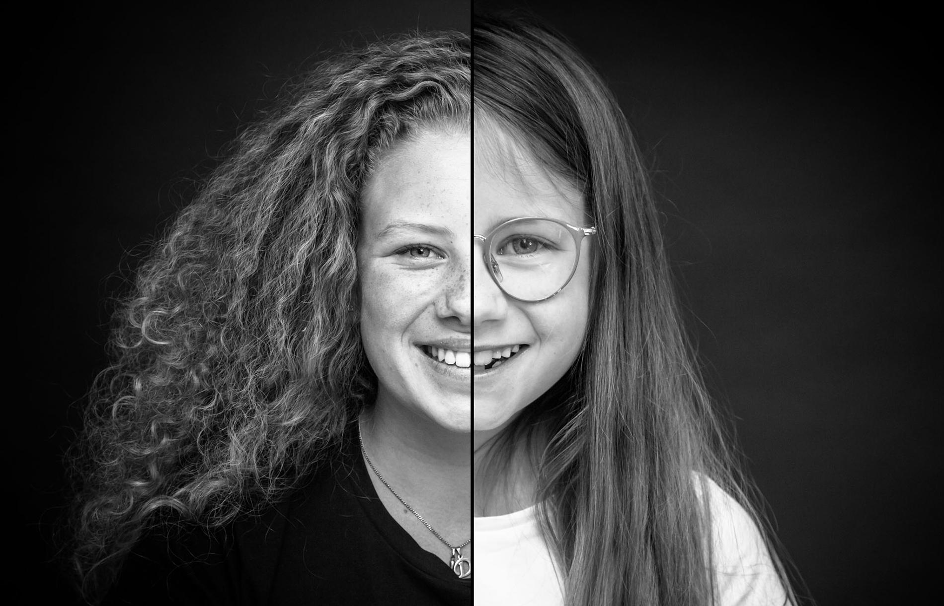 LevensFoto - 2 zielen, 1 gezicht - DUO fotoshoot