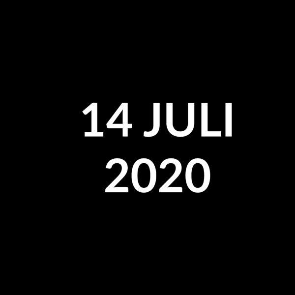 TICKET Poseren kun je leren - 14 JULI 2020